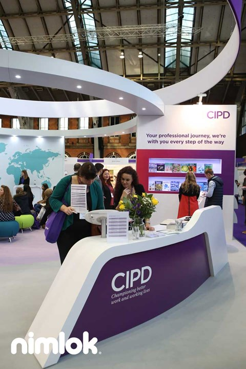 CIPD - 40x40 - trade show exhibit