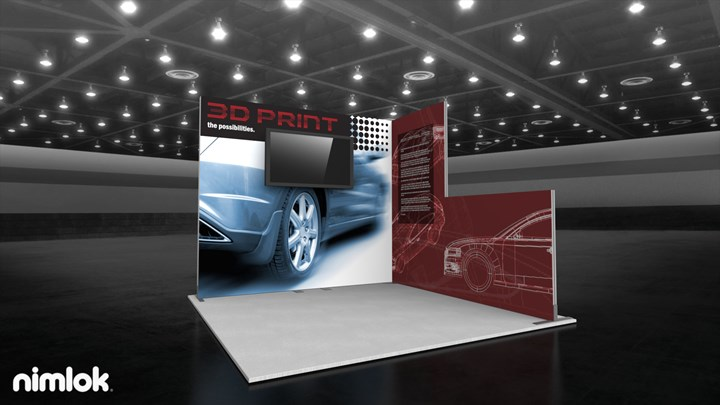 Lim Innovations, Inc - 10x10 - trade show exhibit