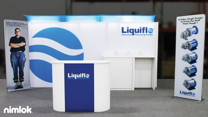 Liquidflo - Other - trade show exhibit