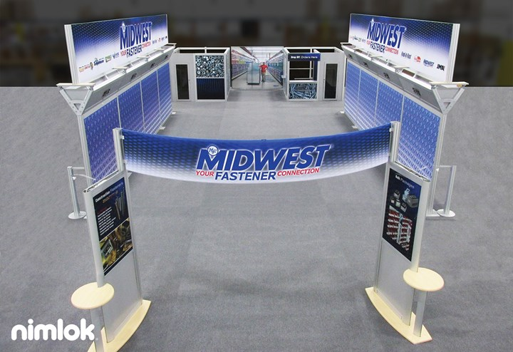 Midwest Fastener - Other  - trade show exhibit