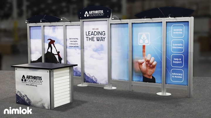 ACR - 10x20 - trade show exhibit