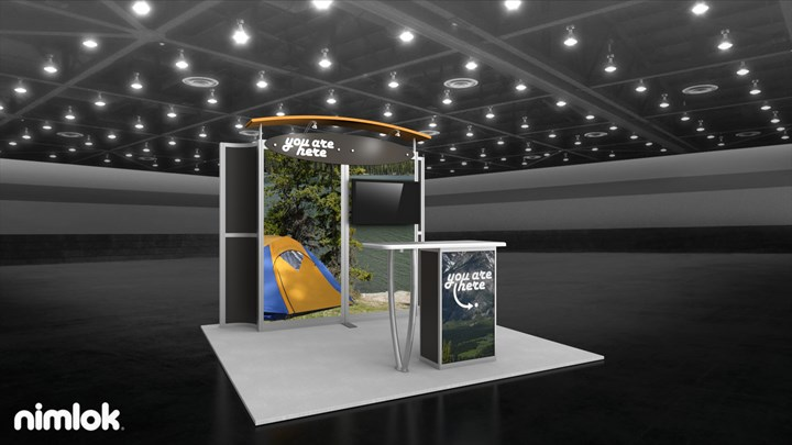 Application Consulting Group - 10x10 - trade show exhibit