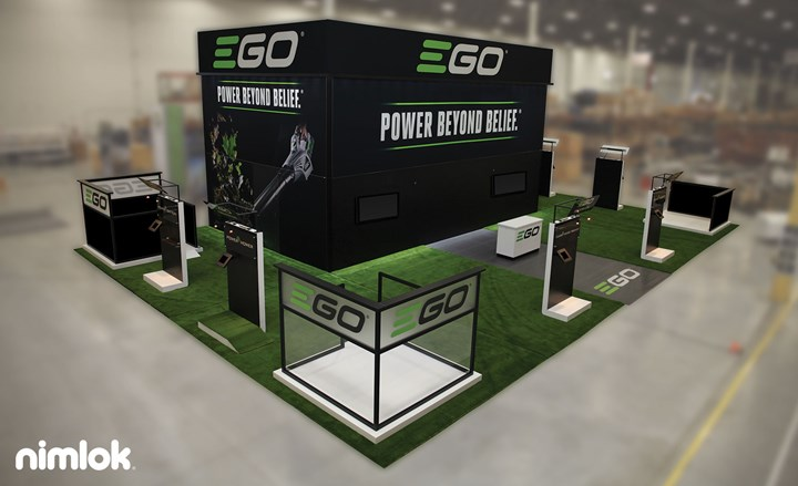 Ego - 40x60 - trade show exhibit