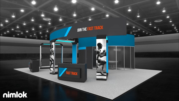 VIEGA - 30x40 - trade show exhibit