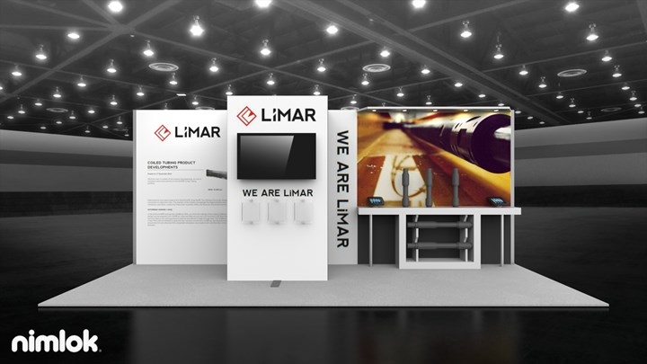 Limar Tools - 10x20 - trade show exhibit