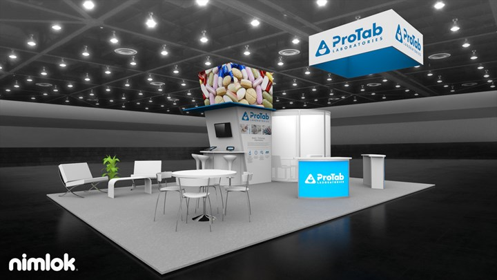 ProTab - 20x30 - trade show exhibit