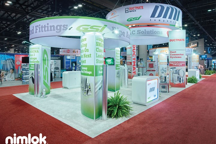 DMI - 20x50 - trade show exhibit