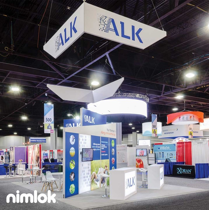 ALK - 20x30 - trade show exhibit