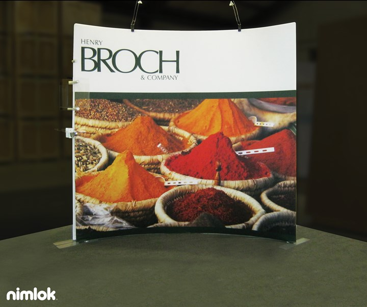 Henry Broch - 10x10 - trade show exhibit