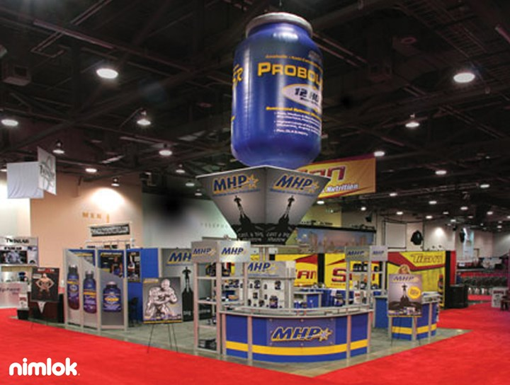 MHP  - 20x30 - trade show exhibit