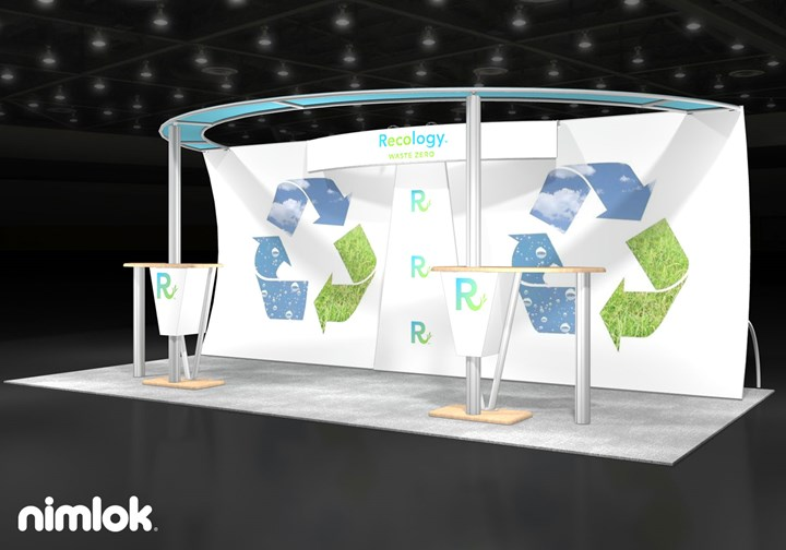 Norcal Waste   - 10x20 - trade show exhibit