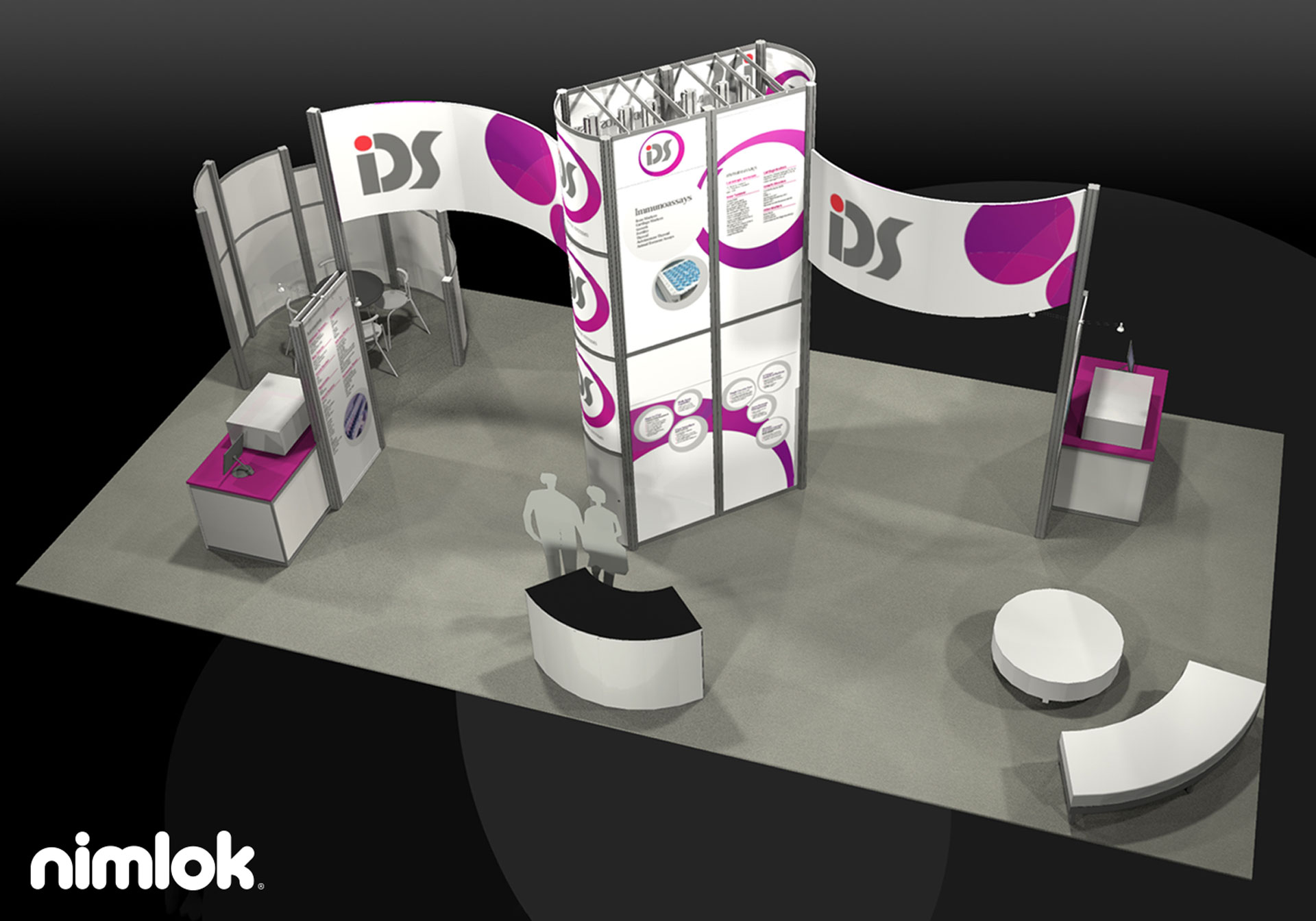 IDS - 20x40 - trade show exhibit