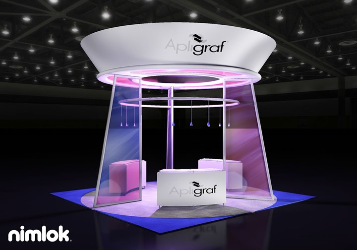 Apligraf - 20x20 - trade show exhibit