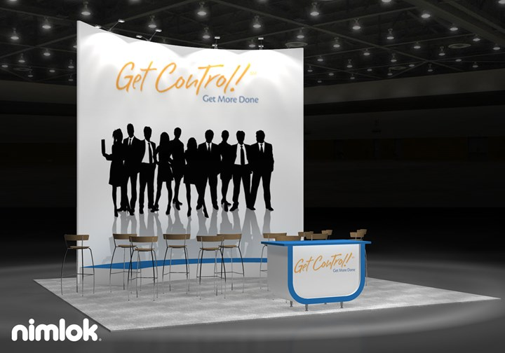 GetControl.net - 20x20 - trade show exhibit