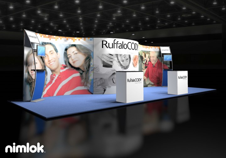 RuffaloCODY  - 10x30 - trade show exhibit