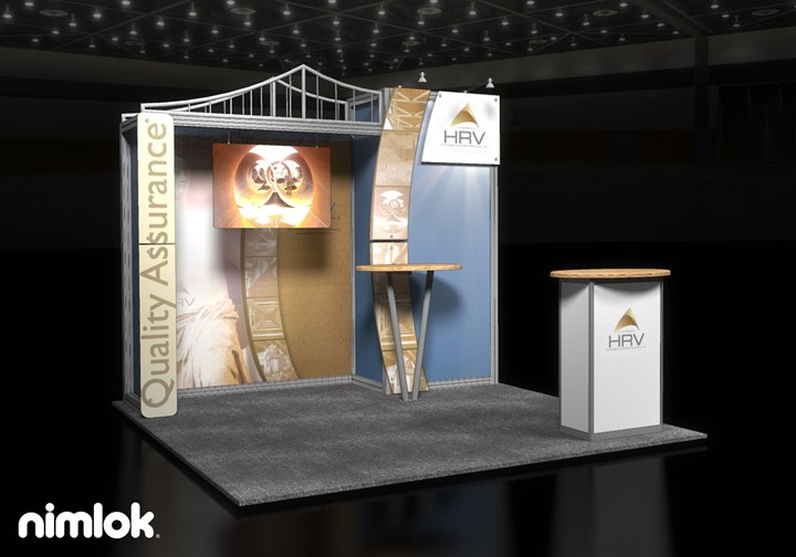 HRV - 10x10 - trade show exhibit