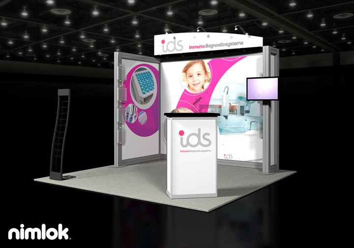 IDS  - 10x10 - trade show exhibit