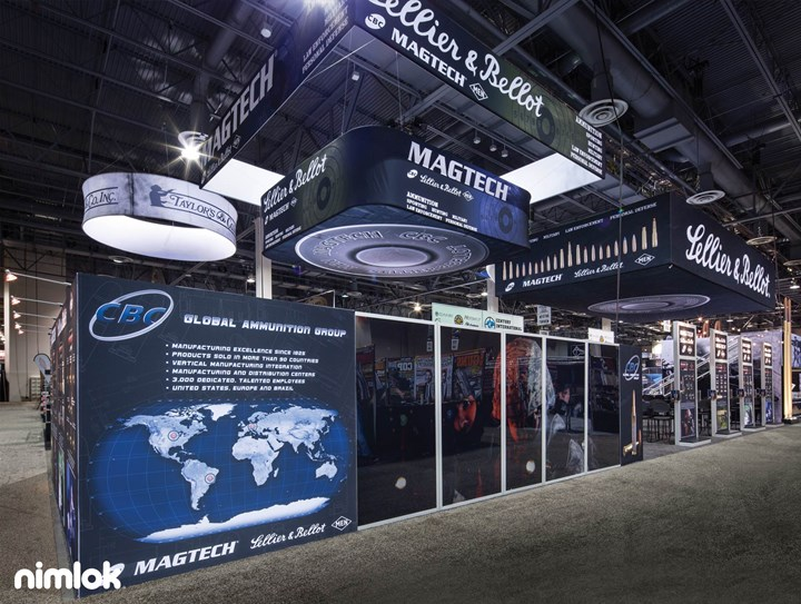 Magtech - 20x100 - trade show exhibit