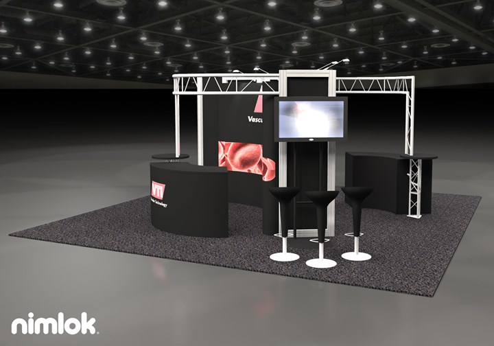 VTI/ARRCO  - 20x20 - trade show exhibit