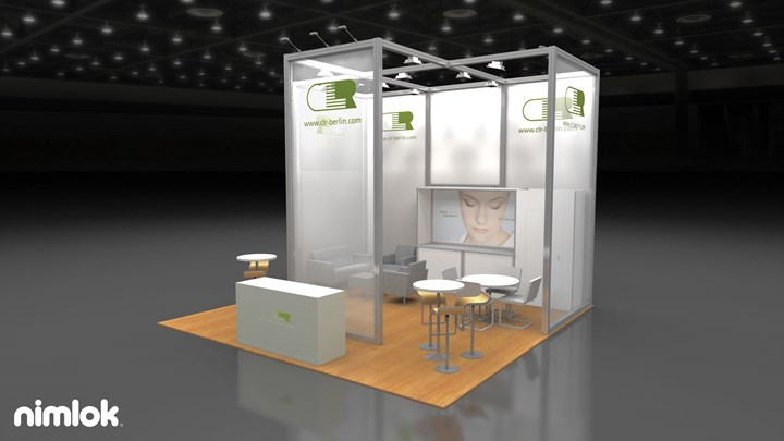 CLR - 10x20 - trade show exhibit