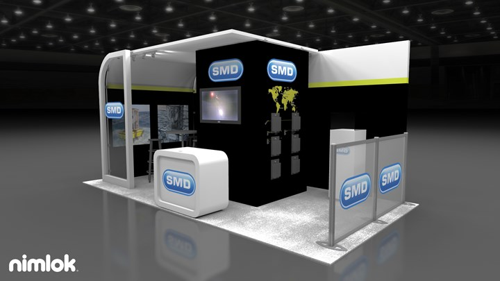 Subsea Tiebacks - 20x20 - trade show exhibit