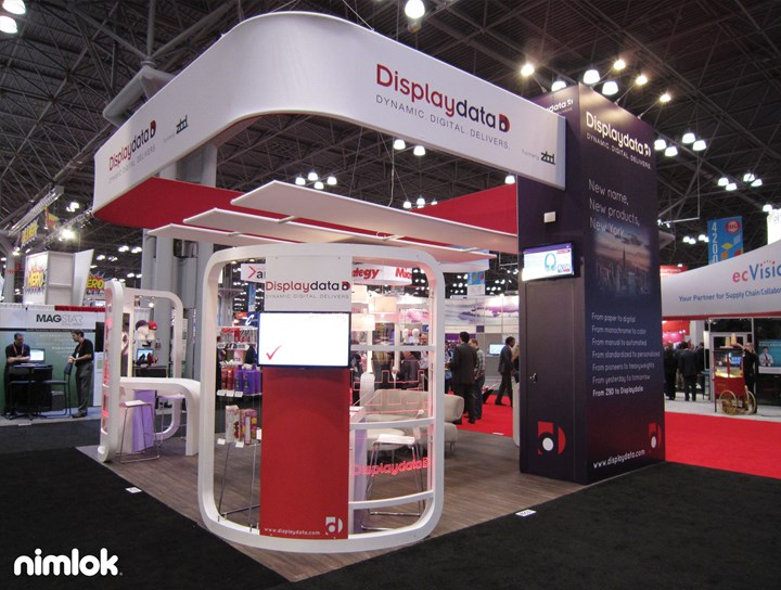 Display Data - 20x20 - trade show exhibit