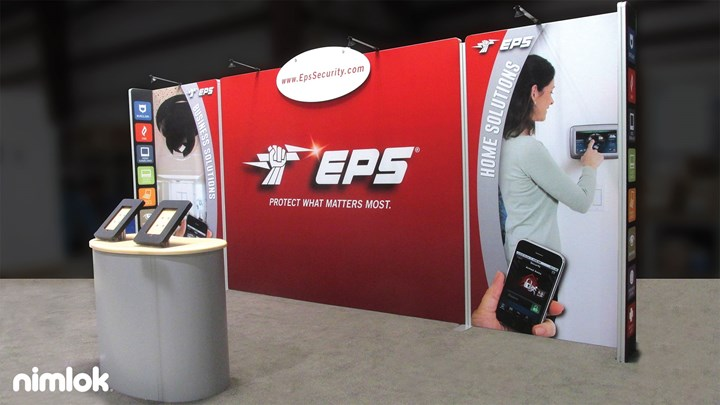 EPS - 10x20 - trade show exhibit