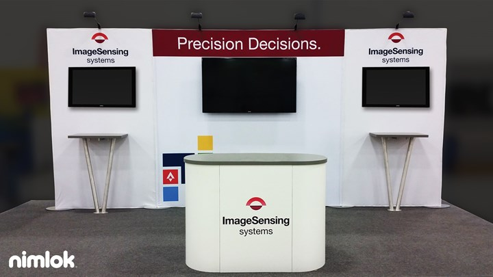 Image Sensing - 10x20 - trade show exhibit