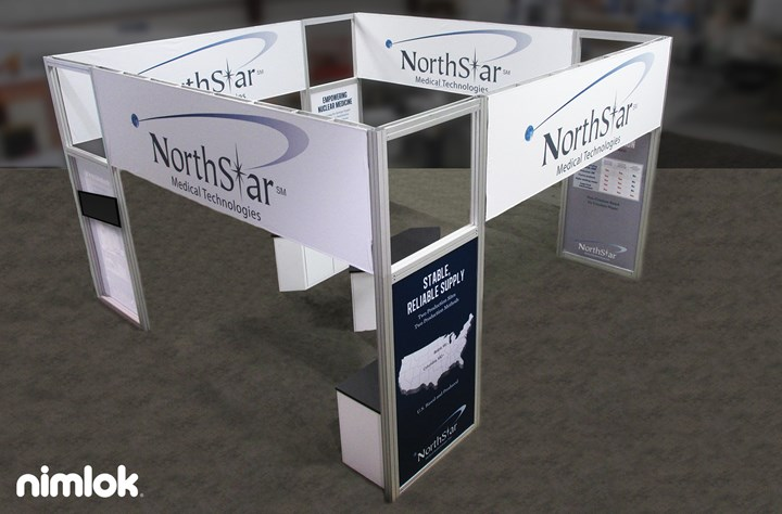 Northstar - 20x20 - trade show exhibit