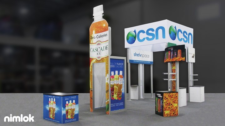 CSN - 20x30 - trade show exhibit