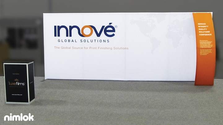 INNOVE - 10x20 - trade show exhibit