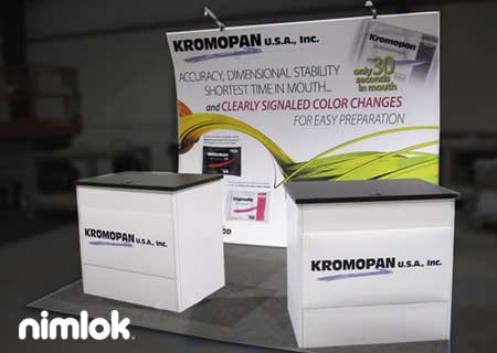 Kromopan  - 10x10 - trade show exhibit