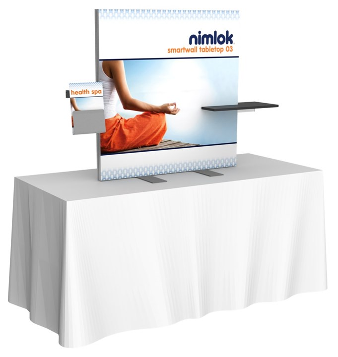 Rental Tabletop SmartWall 03 - rental display
