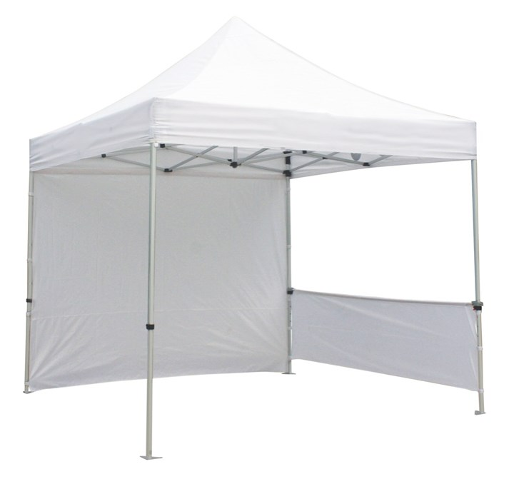 Rental Zoom Tent - rental display