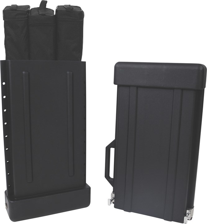NCB Banner Stand Case - portable display