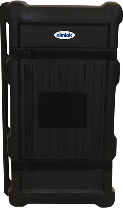WMC-12x6 Panel Display Case - portable display